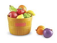 Корзина из 10 фруктов от Learning Resources