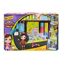"""Кукольный домик """"Happy Cottage: прачечная"""" 5005"""