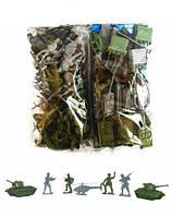 "Военный набор (солдатики) ""Защитник 3"" арт. 1-044"