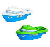 """Игрушка развивающая """"Кораблик"""", Wader, игрушки для малышей,сотер,деревянные игрушки,деревянный конструктор"""