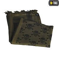M-Tac шарф шемаг Pirate Skull Olive/Black