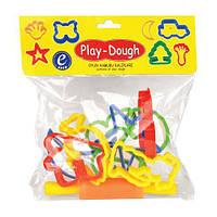 """Набор инструментов для лепки """"Формочки"""" (9 элементов), Play-Toys, наборы для творчества,детский"""
