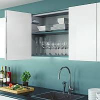 Комплект WingLineL Kitchen Push-to-move (ширина створки 250-300) монтаж под цоколь, левый