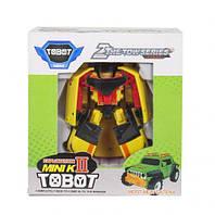 Трансформер Tobot X, мини вид 4 339