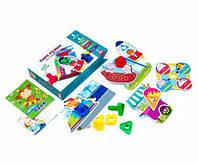 """Игра с болтами """"Парк развлечений"""", обучающие игрушки,наборы для творчества,набор,viga toys,дидактика"""