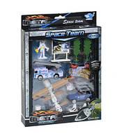 """Набор спецтехники """"Space Team: Спутник"""", FEISU, металлические модели,машинка,игрушки для мальчиков,машина"""