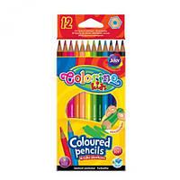Набор цветных карандашей 14687PTR/1