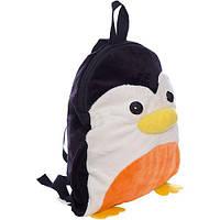 """Детский рюкзачок """"Пингвинчик"""", Fancy, рюкзак,сумки,городской рюкзак,рюкзаки школьные"""
