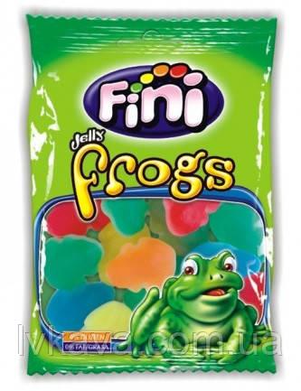 Мармеладные конфеты Fini Jelly Frogs  , 100 гр, фото 2