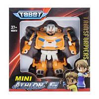"""Игрушка-трансформер """"TOBOT"""" оранжевый, трансформер,детские машинки,тачки,машинки на пульте,hotwheels"""