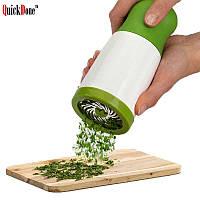 Измельчитель для свежей зелени   Ручной блендер для трав Herb Grinder (Реплика), фото 1