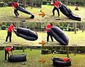 Надувний лежак для відпочинку на природі   Ламзак AIR CUSHION, фото 9