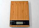 Кухонные весы с ровной платформой Domotec MS-A, фото 3