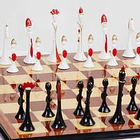 "Шахматы ""Стиль Модильяни"" (Medium size)"