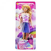 Кукла Defa Lucy Shining Girl, синяя юбка, DEFA, куклы,игрушки для девочек,детские игрушки