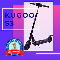 Электросамокат Kugoo S3 / Електросамокат Kugoo S3