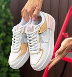 Женские кроссовки Nike Air Force 1 Shadow, фото 2