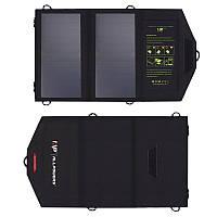 Высокоэффективная солнечная батарея солнечное зарядное устройство ALLPOWERS AP-SP5V10W на элементах sunpower, фото 1