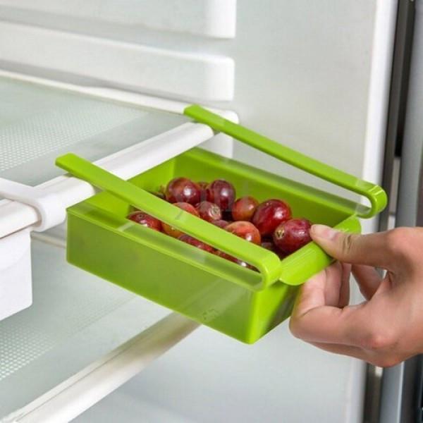 Дополнительный подвесной контейнер для холодильника | Лоток для хранения продуктов Storage Box