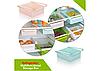 Дополнительный подвесной контейнер для холодильника | Лоток для хранения продуктов Storage Box, фото 4