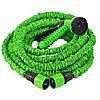Растяжной чудо шланг для полива с распылителем X-hose 45 метров (150 fut) (Реплика), фото 6