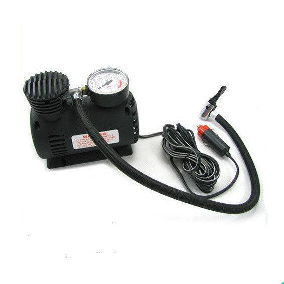 Компрессор для накачки колес автомобиля | Автомобильный насос Air Compressor 300pi