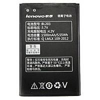 Аккумуляторная батарея PowerPlant Lenovo A369i (BL203) (DV00DV6227)