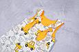 Ромпер Испания MagBaby Машинки, фото 6