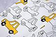 Ромпер Испания MagBaby Машинки, фото 9