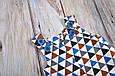 Ромпер Барселона MagBaby треугольники, фото 2