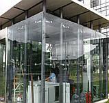 Авто плівка CARLIKE прозорість 70% світло сіра 1м x 152см солцезащитная тонувальна, фото 4