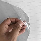 Авто плівка CARLIKE прозорість 70% світло сіра 1м x 152см солцезащитная тонувальна, фото 7