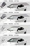 Авто плівка CARLIKE прозорість 70% світло сіра 1м x 152см солцезащитная тонувальна, фото 8