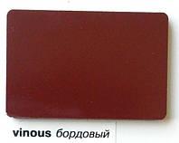 Алюминиевая композитная панель Ecobond бордо