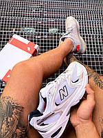 New balance 530 кроссовки белые унисекс. Удобная обувь для мужчин и женщин Нью Баланс 530.