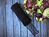 Мереживо Доріжка , близько 10 м/уп, чорного кольору
