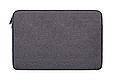Чехол для Macbook Pro 15,4''/16'' Темно-серый, фото 3