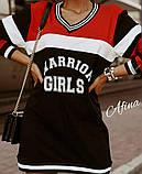 Платье женское тёплое  Размеры:42-44, 44-46, 48-50, 52-54, фото 3