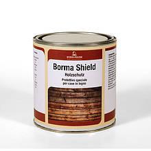 Грунт для временной обработки торцов древесины, Borma Holzschulz 5 литров