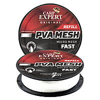 ПВА-сетка Energofish Carp Expert REFILL - Fast Micro Mesh - 7 м 35 мм на шпуле
