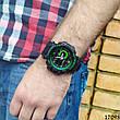 Мужские наручные часы черные в стиле Casio G-Shock с датой. Годинник чоловічий, фото 3