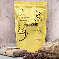 """Кофе растворимый (100% Робуста) Бразилия -500г.  сублимированный """"Cafe Pele"""""""