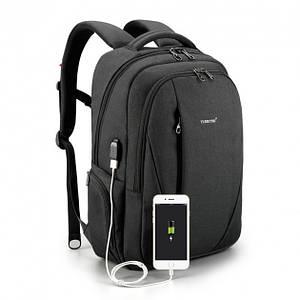 Рюкзак городской Tigernu T-B3399 USB black