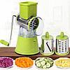 Овочерізка,овощечистка,шинкування,терка ручна мультислайсер Kitchen Master Німеччина для овочів і фруктів терка, фото 5