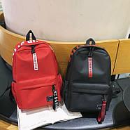 Рюкзак міський жіночий чоловічий унісекс, фото 6