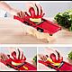 Овощерезка для овощей и фруктов Mandoline Slicer 6 in 1 c контейнером, слайсер , терка, фото 5