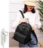 Рюкзак девушка Нейлоновая ткань сделанный в Китай спортивный городской стильный только опт, фото 3
