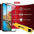Защитное стекло Intaleo для Samsung Galaxy A10 SM-A105 Full Glue Black (1283126490996), фото 4