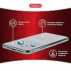 Защитное стекло Intaleo для Samsung Galaxy A10 SM-A105 Full Glue Black (1283126490996), фото 5