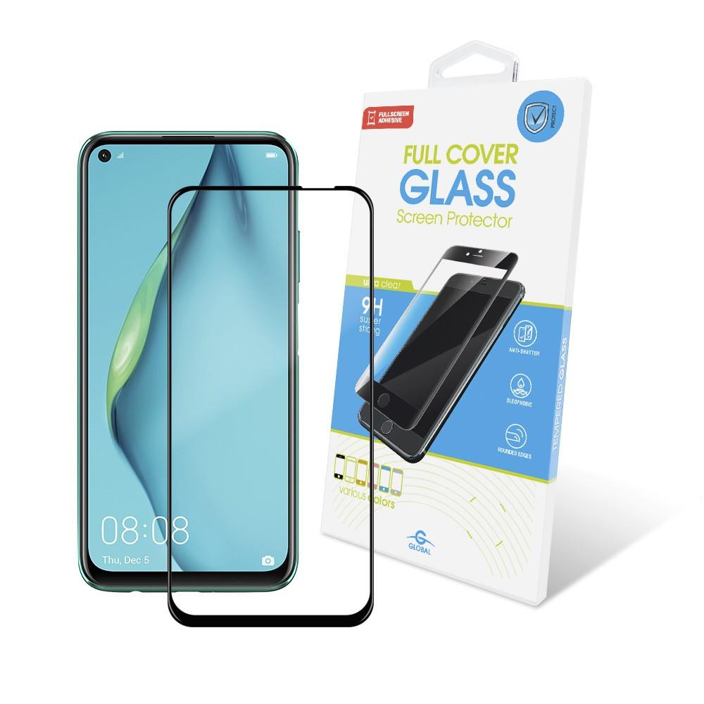 Защитное стекло Global для Huawei P40 Lite Full Glue Black (1283126497889)